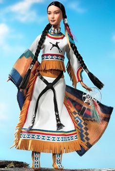 American Indian Barbie