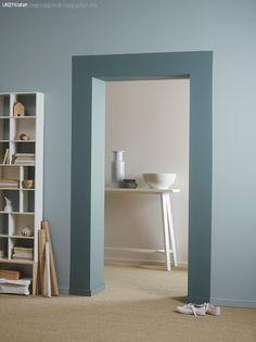 El azul... ¡un color sereno que inspira! | Decorar tu casa es facilisimo.com