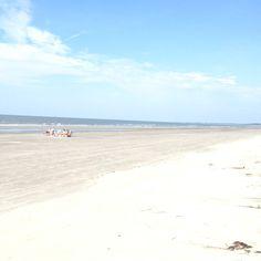 Kiawah Island, South Carolina -- loved riding bikes on the beach!