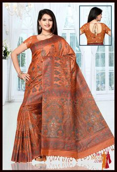 Silk cotton sarees:  mixture of fibers is always different from the rest  Cotton is a well known fabric that is worn through out the year. Women with sensitive skins prefer wearing cotton which often feels soft and smooth against the skin. Silk cotton sarees are a combination of #silk and cotton. #silkcottonsarees @ http://www.saridhoti.com