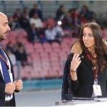 Simona Trezza: la bella traduttrice di Hamsik