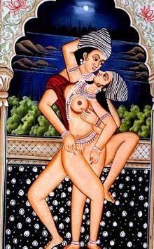 Nakt girl and good sex