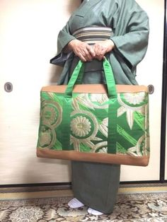 Items for sale by Kimono Fabric, Japanese Kimono, Travel Bags, Purses And Bags, Upcycle, Textiles, Embroidery, Repurposing, Sewing