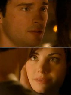 Tom Welling, Smallville | Arguably TV's most famous couple, the bar is set pretty high for declarations of love. But this one ranks up there...