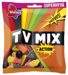 Malaco TV Mix 325g Action