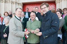 Schlüssel Steierball Wien mit Mariazellerland
