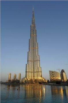 United Arab Emirates, Dubai, The Burj Khalifa