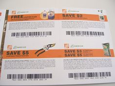 Free Printable Coupons: Home Depot Coupons