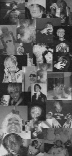 Lil Peep Live Forever, Lil Peep Lyrics, Lil Peep Beamerboy, Bo Peep, Lil Peep Hellboy, Badass Aesthetic, Blue Aesthetic, Aesthetic Clothes, Aesthetic Pictures