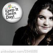 21 september Keep ik Clean Day. Doe je ook mee? http://www.karmijntekst.nl/21-september-keep-it-clean-day-in-nijmegen-doe-je-ook-mee/