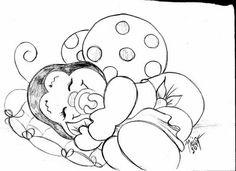 Art'sanália: Joaninhas Baby
