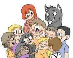 aah cute Tyson and the seven