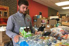 APSU's Center for Service-Learning & Community Engagement, campus community partner to aid national hurricane relief efforts