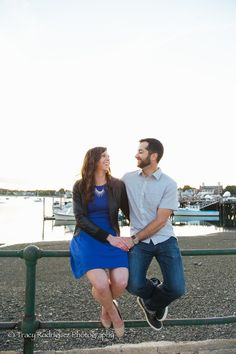 Tracy Rodriguez Photography Tags: Boston Engagement Session, Winthrop Engagement Session, Caitlin and Matt, Motorcycle Engagement Session, Golden Hour