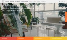 Website design + Build for Second Home, a social business supporting creativity and entrepreneurship in cities around the world. Social Business, Building Design, Entrepreneurship, Lifestyle, Home, Haus, Homes, Houses, At Home