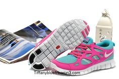 more photos 3e687 0df8d Chalcedony Dragon Volt Lace Womens Nike Free Run 2 Bright Turquoise White  Pink Flash Grey Shoes