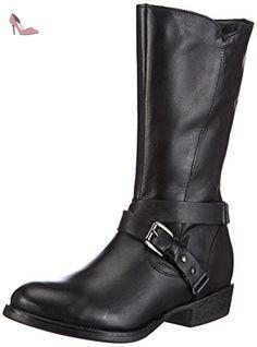 Tamaris 25229, Bottes Classiques Femme - Noir (Black Comb 098), 41 EU