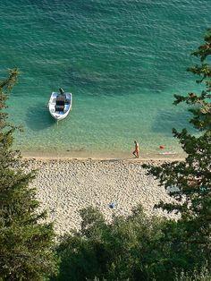 Valtos beach - Parga, Preveza Hellas Greece