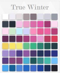 Aprende todo sobre el Invierno nítido en: http://www.deseobeauty.com/curso-de-coloracion-personal-las-cuatro-estaciones-del-color/ Cómo vestirla, maquillarla y hacerla ver perfecta!