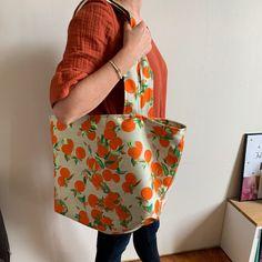 [Tuto] Coudre un grand sac cabas pour les débutants