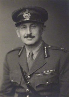 Major-General Edward Frederick Lawson, 4th Baron Burnham, CB, DSO, MC, TD (1890–1963) was a British newspaper executive and Territorial Army officer who served with distinction in both World Wars. He was also my great-great-grandmother's brother-in-law's daughter-in-law's cousin's son. Daughter In Law, Territorial Army, Jack Brooksbank, Eugenie Of York, Lieutenant General, Major General, Burnham, Baron