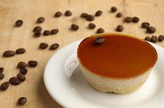 CHEZ LUCIE: Kávové mini-cheesecakes