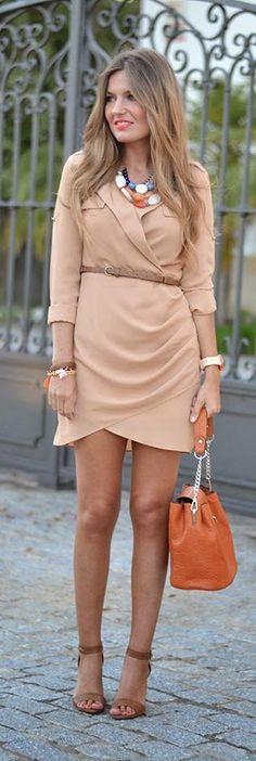 Safari Dress -   Helena