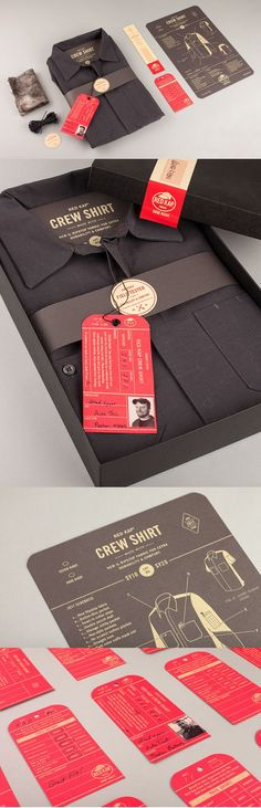 Here you go a little longer pin. Red Kap #identity #packaging #branding PD