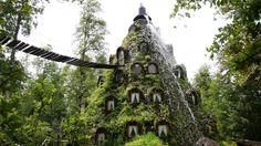 Hotel La Montana Magica Huilo Chile