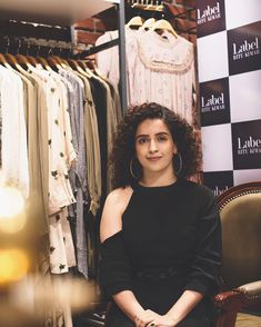 Sanya Malhotra, Girl Crushes, Actresses, Shoulder, Bollywood, Tops, Women, Fashion, Female Actresses