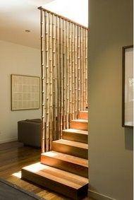 Tips for Zen Inspired Interior Decor - Bambou - Bambus Asian Home Decor, Diy Home Decor, Room Decor, Asian Inspired Decor, Wall Decor, Diy Wall, Bamboo House, Bamboo Wall, Bamboo Ceiling