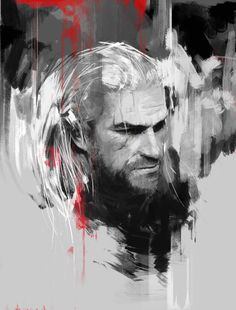 The Witcher, Geralt The Witcher Books, The Witcher Game, The Witcher Wild Hunt, The Witcher Geralt, Witcher Art, Ciri, Dark Fantasy, Fantasy Art, Power Rangers