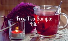 Sign up to become a TeaChef and you'll get a FREE tea sample so you can develop your own recipe! Click above to register today!