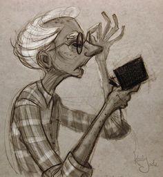 Karly Jade Sketch Blog: Gathering Stories {Things Learned}