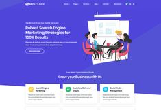 Getting the best wordpress theme for digital marketing agency, SEO agency, Social Media agency & online advertising agency you can relay on our selection. Seo Digital Marketing, Social Media Marketing Agency, Seo Agency, Seo Marketing, Content Marketing, Online Marketing, Footer Design, Blog Layout, Search Engine Marketing