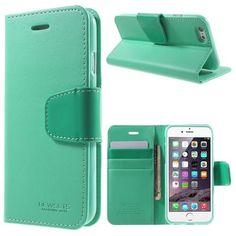 Köp Mercury Sonata Diary Case Apple iPhone 6/6S turkos online: http://www.phonelife.se/mercury-sonata-diary-case-apple-iphone-6-turkos