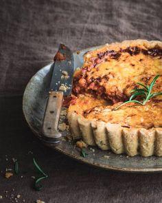 Mari Moilasen maukas tomaattipiirakka Muffin, Breakfast, Recipes, Food, Morning Coffee, Essen, Muffins, Meals, Eten