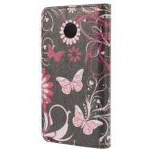 Forro Book Huawei Ascend Y330 Design Naturaleza Flores 7 $ 23.200,00