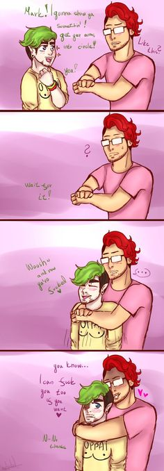YT/septiplier/ lazy comic by SepticMelon