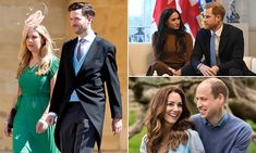 Jason Knauf, former communications secretary to Prince Harry and Meghan Markle, was today praised by Prince William and Kate as an 'integral part of our team'.