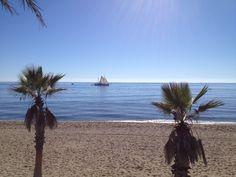 Marbella Beach, the costa del Sol at its best