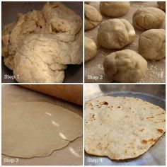 Making your own Homemade Flour Tortillas at home is easy and really inexpensive. Perfect for making quesadillas or Tacos at home.