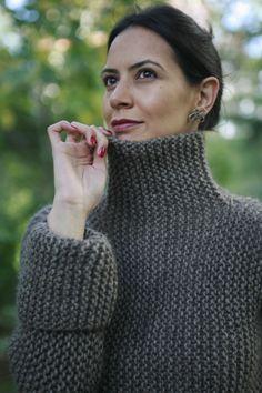 garter st knitted sideways
