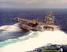 AIRCRAFT CARRIER - HARD A PORT! you got to be kidding.......