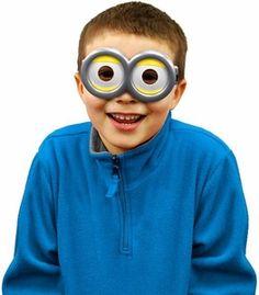 Minions goggles for costume