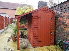 shed idea off ebay £100