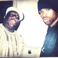 Biggie and Method man