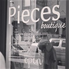 Pieces Boutique fashion clothing and accessories in Nashville, TN