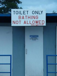 Glad that was clarified. Toilets, Funny Signs, Hilarious, African, Lol, Shit Happens, Humor, Bathrooms, Humour