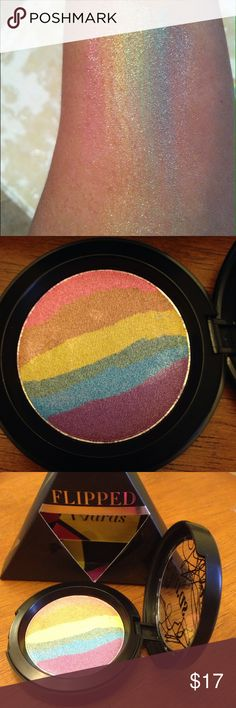 Rainbow unicorn highlighter Shine like the rainbow! New in box. Makeup Luminizer